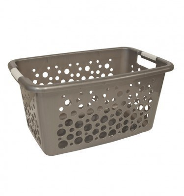 Bubble_Laundry _Basket_White_Grey