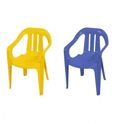 Patio Chair Assorted Colours