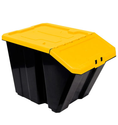 Stacking_Bin_Yellow